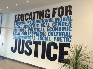 Educating for Justice - the theme of CUNY's John Jay College