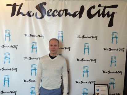 Jeff Gandy, Head of Youth and Education, The Second City, Chicago