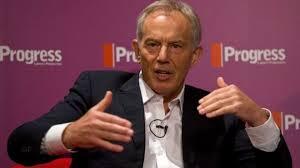 Tony Blair - excellent rapper; not so good at reform