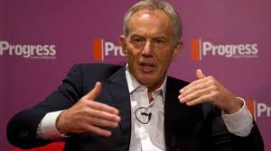 Tony Blair - excellent rapper; not so good at reform